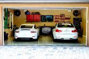 Ремонт и переоборудование гаража своими руками - нюансы, этапы работ