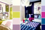 Как выбрать цветовую гамму и мебель в интерьер спальни