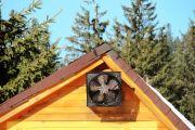 Рекомендации по обустройству вентиляции дачного дома