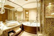 Дизайн интерьера ванной комнаты у себя дома своими руками
