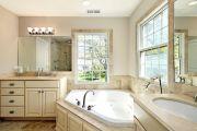Ремонт пола и замена труб в ванной в частном доме своими руками
