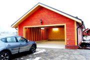 Строительство отдельностоящего гаража своими руками
