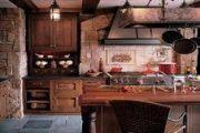 Оригинальные идеи дизайна интерьера кухни своими руками