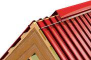 Установка кровельного конька на крышу дома своими руками