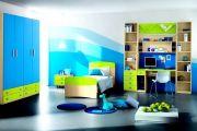 Планировка, зонирование и цветовые гаммы детской комнаты