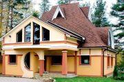 Сооружаем фронтон в частном доме собственными руками