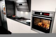 Установка и подключение электрической плиты на кухне