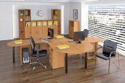 История и особенности офисной мебели