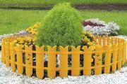 Как построить декоративную ограду своими руками