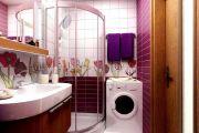 Оформляем своими руками небольшую ванную комнату в собственном жилище