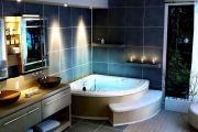 Виды и модели ванн в дизайне интерьера ванной комнаты