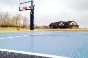 Как построить баскетбольную площадку на своем участке