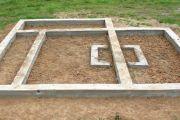 Основные разновидности строительных фундаментов