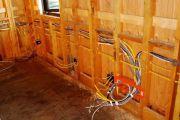 Ремонт и замена электропроводки на даче своими руками