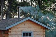Как устроить в бане дымоход правильно, безопасно и с минимальными затратами