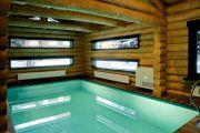 Технология строительства бассейнов для банных помещений