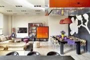 Как выполнить дизайн интерьера в стиле Фьюжн