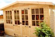 Как самостоятельно построить сарай на дачном участке
