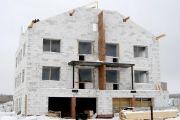 Выбор материалов для строительства стены в частном доме своими руками