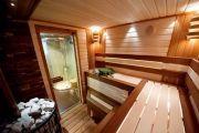 Как обустроить парную в собственной бане качественно и со вкусом