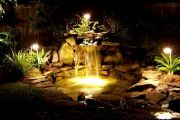 Поэтапное строительство фонтана на собственном участке своими руками