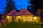 Как обустроить внешнее освещение на дачном участке