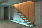 Как сделать лестницу в подвале