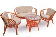 Выбираем плетеную мебель для дома и квартиры