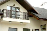 Строительство балкона в дачном доме собственными руками