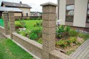 Как построить декоративную ограду на своем участке