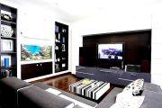 Оформляем гостиную в собственной квартире своими руками