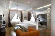 Дизайн интерьера гостиной дома или квартиры своими руками