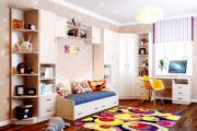 Дизайн интерьера детской комнаты своими руками
