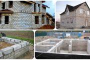 Как нужно возводить стены из блоков пенобетона правильно