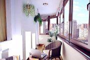 Ремонтируем и оформляем балкон в собственной квартире