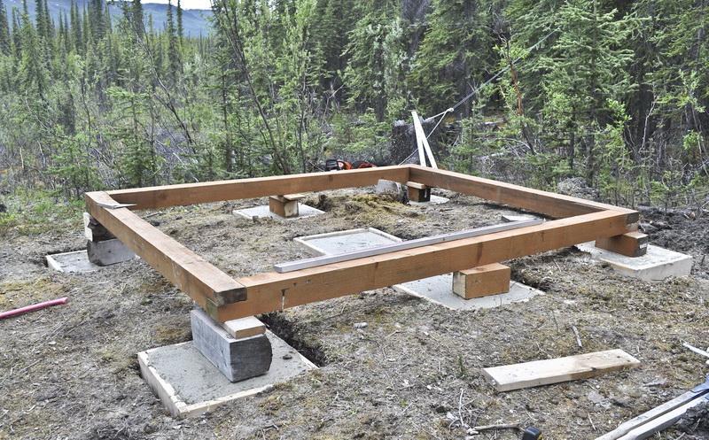 Строительство бани от фундамента до крыши