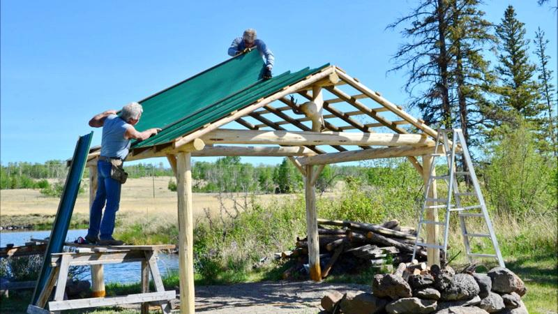 Об устройстве крыши