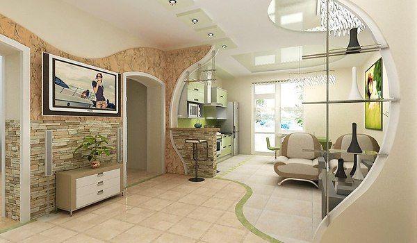 Ремонт в частном доме своими руками: кухня, комнаты, потолок Интерьер моего дома своими руками