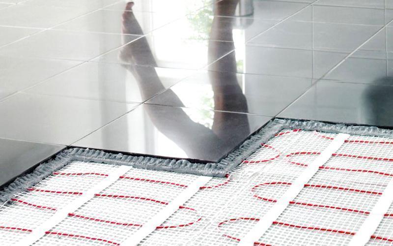 Укладка электрического теплого пола собственными руками